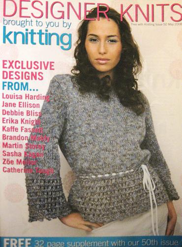 Ravelry Knitting Magazine 050 May 2008 Designer Knits Supplement