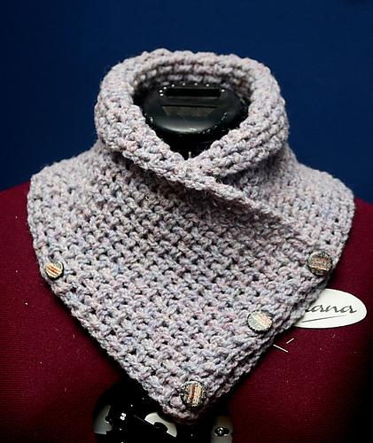 Ravelry Lattice Crochet Neck Warmer Pattern By Alicia Robichaud