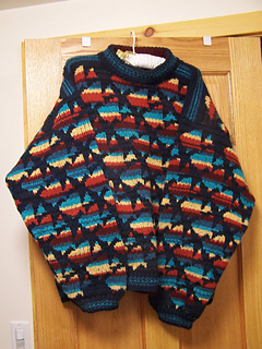 Ravelry: Fair Isle Sweaters Simplified - patterns
