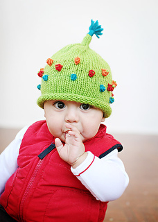 Ravelry  BABY BEANIES  Happy Hats to Knit for Little Heads - patterns cb1b5a5c071