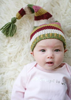 Ravelry  BABY BEANIES  Happy Hats to Knit for Little Heads - patterns 7da2ce50a8af