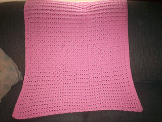 Ravelry Baby Blanket Archived Pattern By Gina Four
