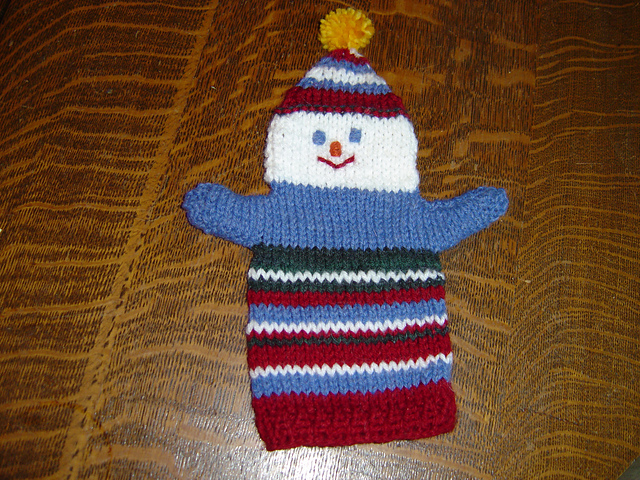 Ravelry Knitted Clown Hand Puppets Pattern By Samaritan S Purse