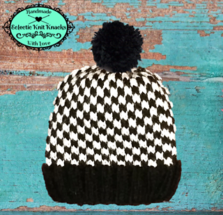 Ravelry eclectic knit knacks patterns baby checkered knitted hat dt1010fo