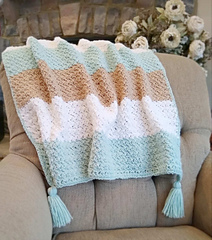 Ravelry  Ferguson Lap Blanket pattern by Michelle Ferguson 9ab0107cf