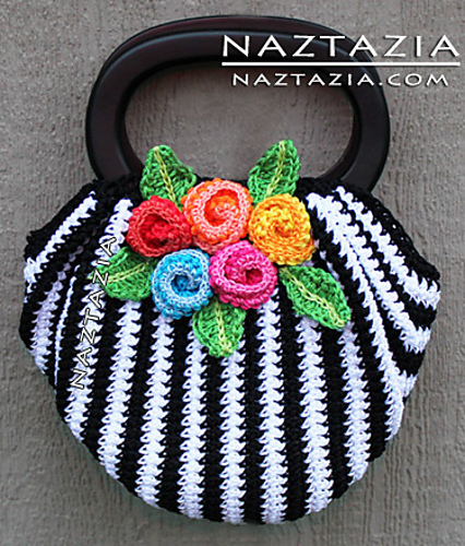 Ravelry Naztazias Swag Bag Crochet Purse