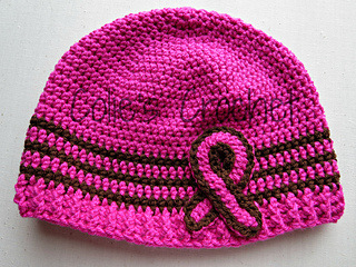 Crochet for breast cancer
