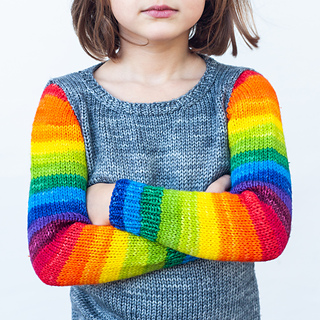 a7b37ce241396 Ravelry  Little Worsted Sock Arms pattern by Stephanie Lotven