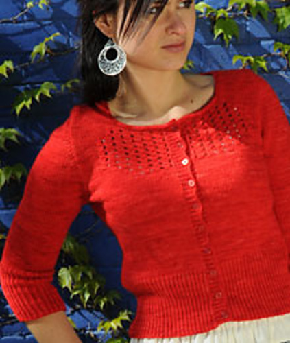Ravelry Audrey In Unst Pattern By Gudrun Johnston