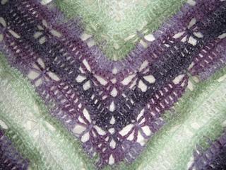 Ravelry: Butterfly Stitch Prayer Shawl pattern by njSharon