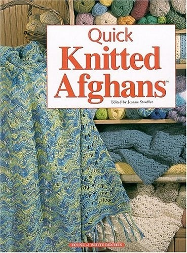 Ravelry Quick Knitted Afghans Patterns