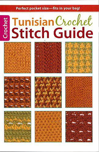 Ravelry: Leisure Arts #75432, Tunisian Crochet Stitch Guide - patterns