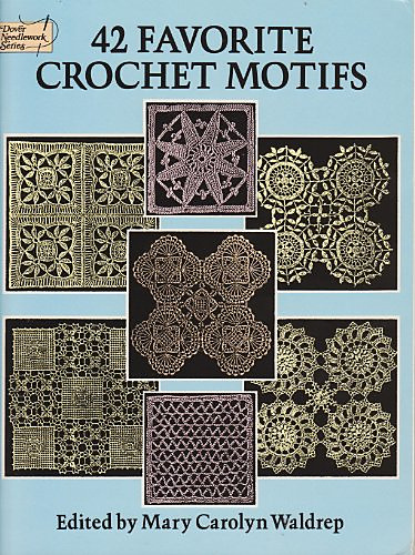 Ravelry 42 Favorite Crochet Motifs Patterns