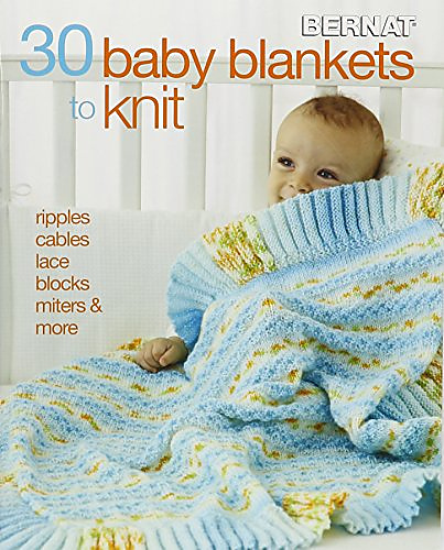 f32bdeda22eb Ravelry  Shadow Cable Baby Blanket pattern by Bernat Design Studio
