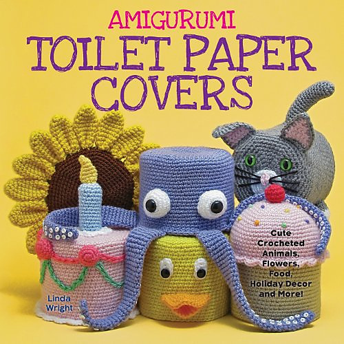 Ravelry Kitty Cat Toilet Paper Cover Pattern By Linda Wright