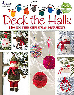 Ravelry: Deck the Halls: 20+ Knitted Christmas Ornaments - patterns