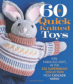 5efad094c13b Ravelry  60 Quick Knitted Toys - patterns