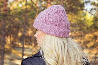 Ravelry  Cable knit Winter hat