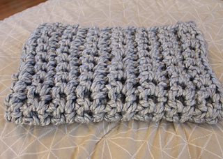 Ravelry Finger Crocheted Blanket Pattern By Cara Corey