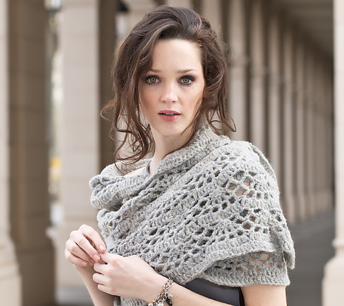 Ravelry Marquise Lace Scarf Pattern By Dmc