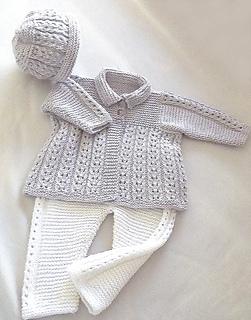 588d69ffd46267 Ravelry  Baby jacket