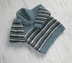 28ee0149c Ravelry  Baby sweater with Shawl collar pattern by OGE Knitwear ...