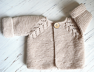 Ravelry Norwegian Fir Top Down Cardigan Pattern By Oge