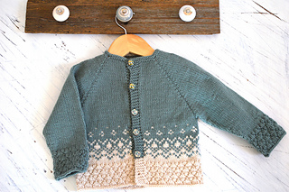 3c45be3c3 Ravelry  Textured top down Nordic Cardigan - P124 pattern by OGE ...