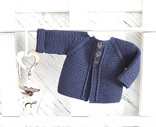 1d876bc76 Ravelry  Balina Top Down Cardigan- P133 pattern by OGE Knitwear Designs