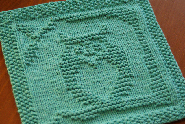 Ravelry Owl Always Love You Dishcloth Pattern By Kelly Montag