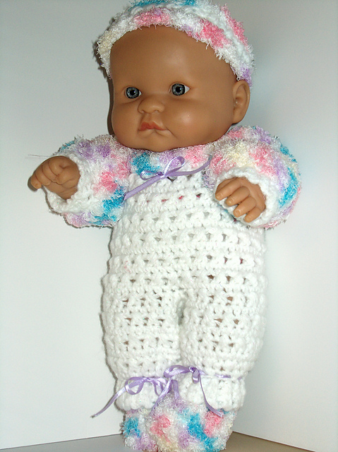Ravelry Little Pipsqueak For 14 Berenguer Lots To Love Pattern By