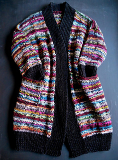 Ravelry Sweater Jacket Pattern By Oma Koppa