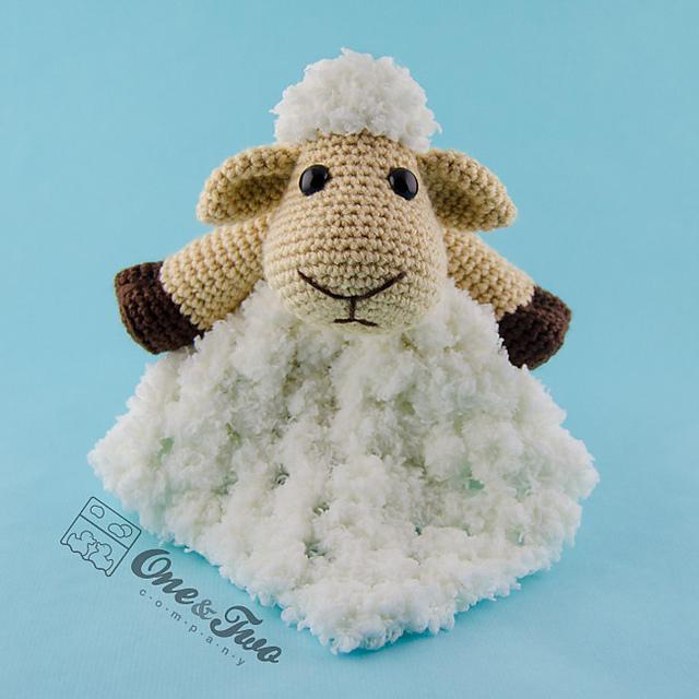 Ravelry Chloe The Sheep Lovey Pattern By Carolina Guzman