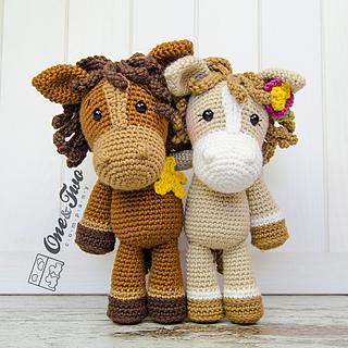 Ravelry Haley The Horse Amigurumi Pattern By Carolina Guzman
