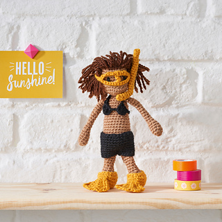 Ravelry: August Toft Doll pattern by TOFT