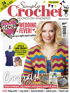 Ravelry Simply Crochet Issue 70 Patterns