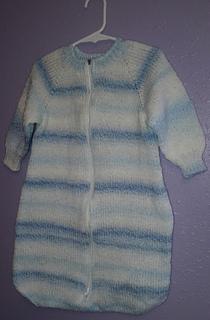 Ravelry Baby Sleep Sack Pattern By Susan Gressman