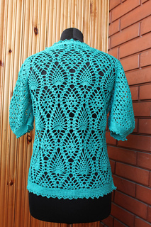 Ravelry: p.23 Pineapple Crochet Cardigan pattern by ...