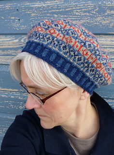 Ravelry  Thrift Hat pattern by Outi Kater 5fafe3cfede