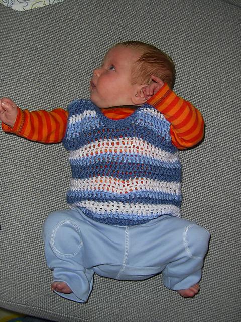 Ravelry Baby Boy Crochet Tank Top Pattern By Pablosmummy