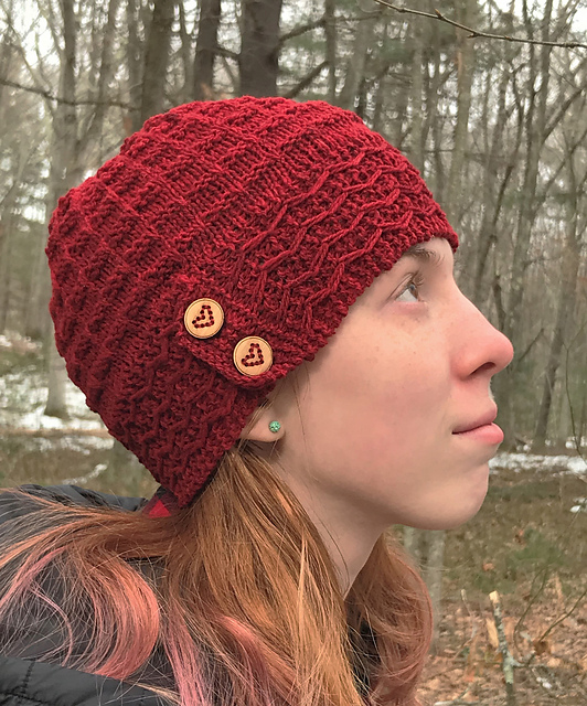 Indie Design Gift Along 2018 Hats Part 3 7