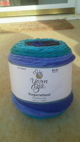 Ravelry: Yarn Bee Sugarwheel