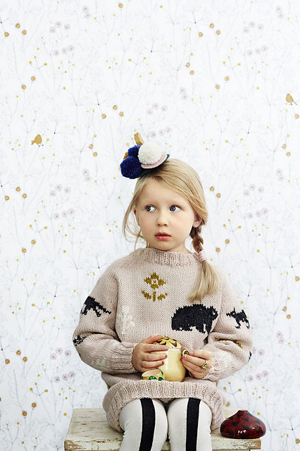 Milla's sweater par pawlymade