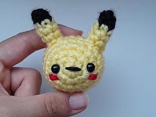 Amigurumi Patterns Pikachu : Ravelry: amigurumi pikachu pattern by anna s.