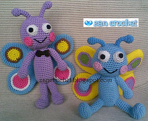 Amigurumi Doraemon Pattern : Ravelry zan crochet patterns