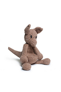 Sheila the Kangaroo pattern by Kerry Lord - Ravelry