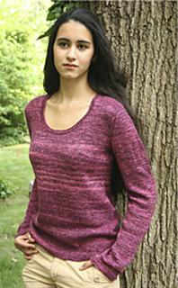 149dd0b3c Ravelry   103 Basic Scoopneck Sweater pattern by Phoenix Bess
