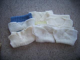 Ravelry Baby Singlet Pattern By Lorraine J Major