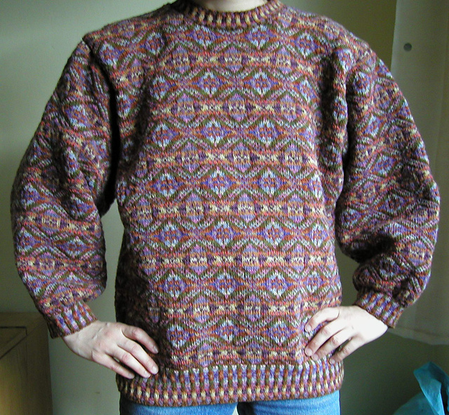 Ravelry: Alice Starmore's Book of Fair Isle Knitting - patterns