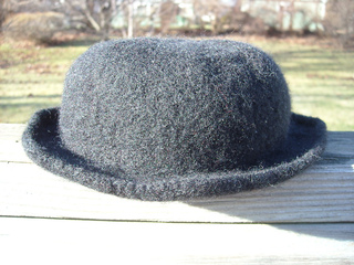 d6ddf3c118043 Ravelry  Baby Bowler Hat pattern by Pat Salvatini
